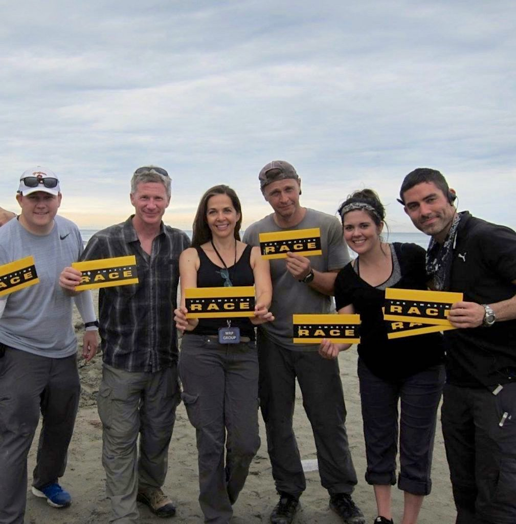 the amazing race producers