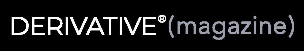 derivative magazine logo