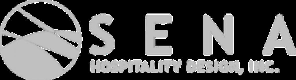 sena hospitality design web design company